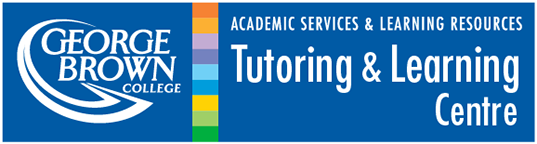 Tutoring And Learning Centre George Brown College